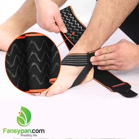 Băng cổ chân, băng bảo vệ cổ chân, băng cổ chân chơi thể thao Aolikes loại tốt - BCC-A