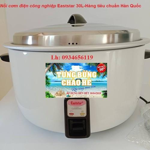 30L-Eaststar-Nồi cơm điện công nghiệp 30L Eaststar -Hàng tiêu chuẩn Hàn Quốc, uy tín chất lượng, tiết kiệm điện năng - 8978495 , 18617898 , 15_18617898 , 2100000 , 30L-Eaststar-Noi-com-dien-cong-nghiep-30L-Eaststar-Hang-tieu-chuan-Han-Quoc-uy-tin-chat-luong-tiet-kiem-dien-nang-15_18617898 , sendo.vn , 30L-Eaststar-Nồi cơm điện công nghiệp 30L Eaststar -Hàng tiêu chuẩ