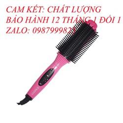 Lược điện uốn tóc