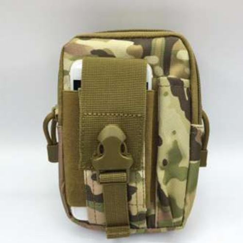Túi đeo hông đựng điện thoại H03 J Nâu xanh
