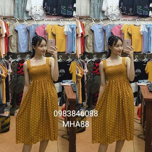 Đầm bầu MHA5122