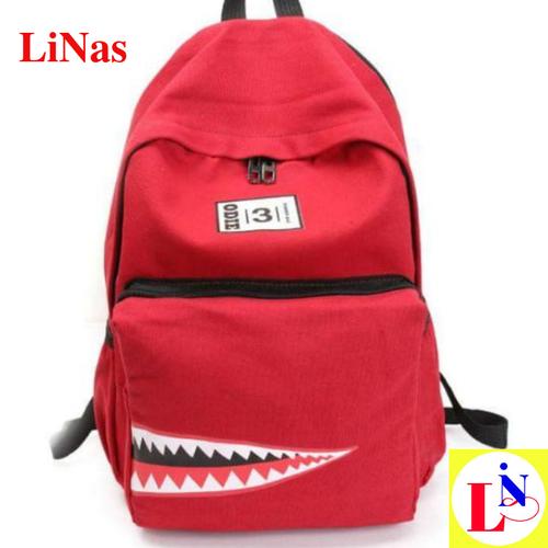 ba lô đi học hình cá mập siêu đẹp giá dưới 100k BL127 LiNas - 4996238 , 18619045 , 15_18619045 , 75000 , ba-lo-di-hoc-hinh-ca-map-sieu-dep-gia-duoi-100k-BL127-LiNas-15_18619045 , sendo.vn , ba lô đi học hình cá mập siêu đẹp giá dưới 100k BL127 LiNas