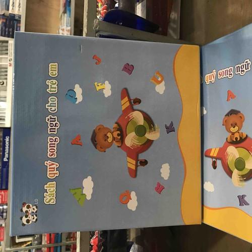 Sách Quý Song ngữ Cho trẻ Em - 8970685 , 18605520 , 15_18605520 , 200000 , Sach-Quy-Song-ngu-Cho-tre-Em-15_18605520 , sendo.vn , Sách Quý Song ngữ Cho trẻ Em