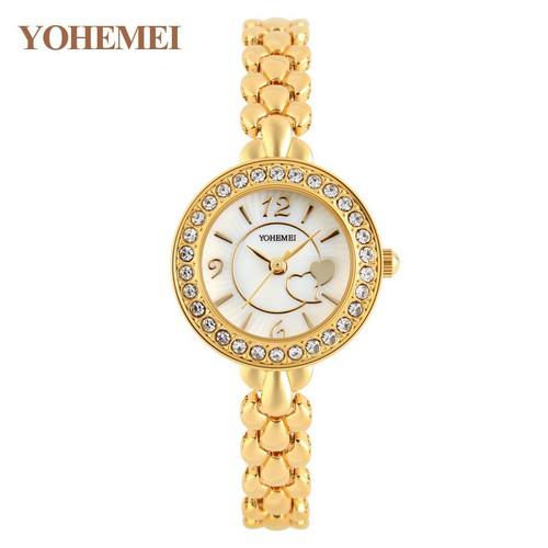 Đồng hồ nữ dây thép YOHEMEI CH367 - D7A