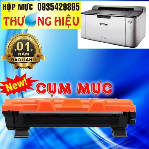 Cụm mực Hộp mực máy in BROTHER HL 1110 thương hiệu, Cụm mực máy in BROTHER HL 1110 chất lượng, in đẹp.