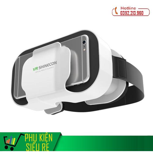 Kính Thực Tế Ảo 3D VR Shinecon 5.0 Cao Cấp
