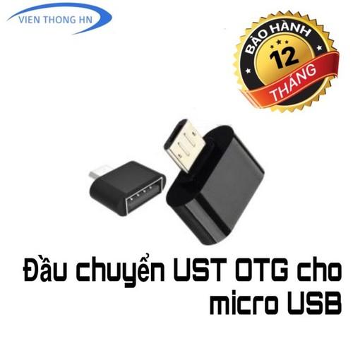 Đầu chuyển Micro USB OTG cho máy tính bảng và điện thoại - 7640938 , 18610599 , 15_18610599 , 10000 , Dau-chuyen-Micro-USB-OTG-cho-may-tinh-bang-va-dien-thoai-15_18610599 , sendo.vn , Đầu chuyển Micro USB OTG cho máy tính bảng và điện thoại