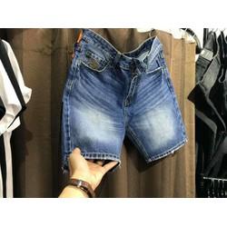Quần shorts jeans nam tính