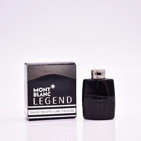 Nước hoa Mont Blanc Legend mini 4.5ml - SP652