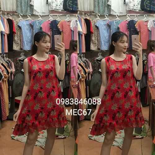 Váy bầu chất lanh MEC5131