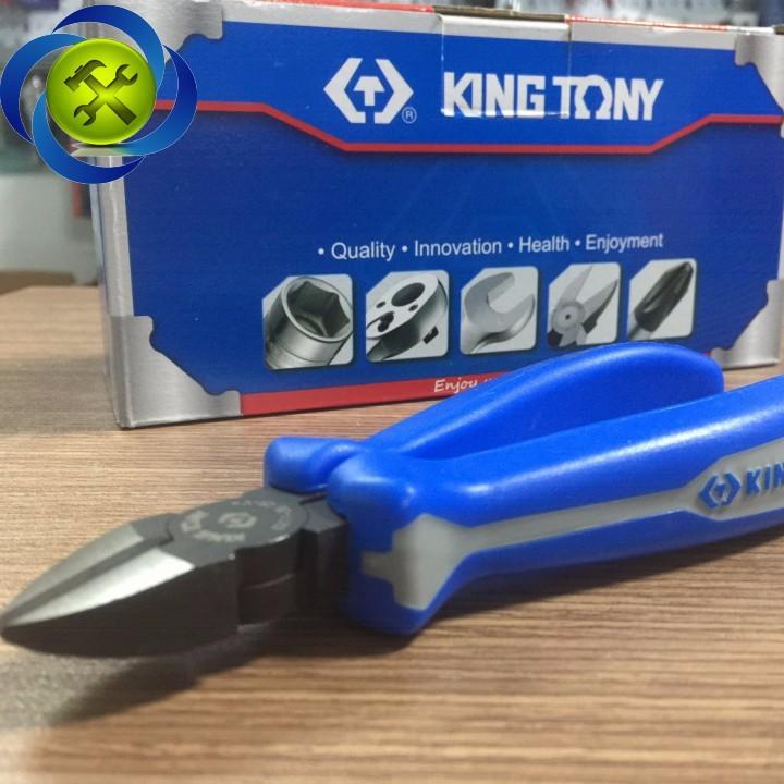 Kềm cắt Kingtony 6211-06 dài 160mm 4