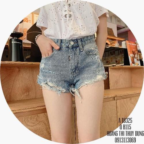 quần short jean nữ hot trent - 4803189 , 18613099 , 15_18613099 , 105000 , quan-short-jean-nu-hot-trent-15_18613099 , sendo.vn , quần short jean nữ hot trent