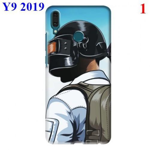 Ốp lưng Huawei Y9 2019 hình Game Sinh tồn PUBG