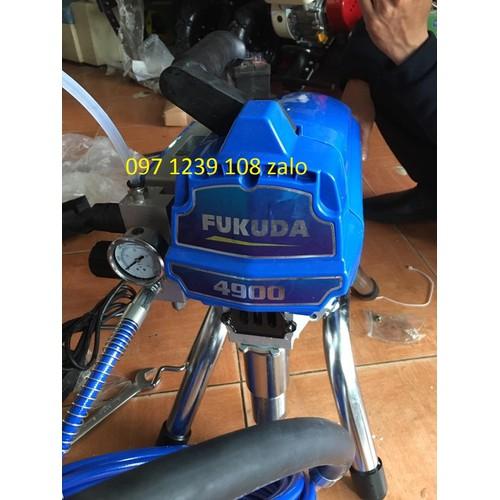 Máy phun sơn nước Fukuda 4900, giá tốt, hàng tốt, mua ngay hôm nay - 4800265 , 18604742 , 15_18604742 , 8000000 , May-phun-son-nuoc-Fukuda-4900-gia-tot-hang-tot-mua-ngay-hom-nay-15_18604742 , sendo.vn , Máy phun sơn nước Fukuda 4900, giá tốt, hàng tốt, mua ngay hôm nay