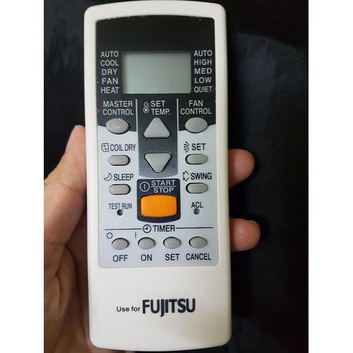 Điều khiển điều hòa Fujitsu