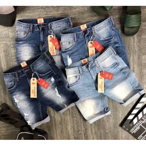 short jean nam nhiều màu