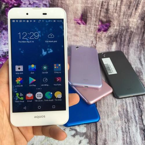 Sharp Aquos U SHV37- 4G LTE - Điện thoại Nhật chơi game giá rẻ - 8970254 , 18605025 , 15_18605025 , 1550000 , Sharp-Aquos-U-SHV37-4G-LTE-Dien-thoai-Nhat-choi-game-gia-re-15_18605025 , sendo.vn , Sharp Aquos U SHV37- 4G LTE - Điện thoại Nhật chơi game giá rẻ