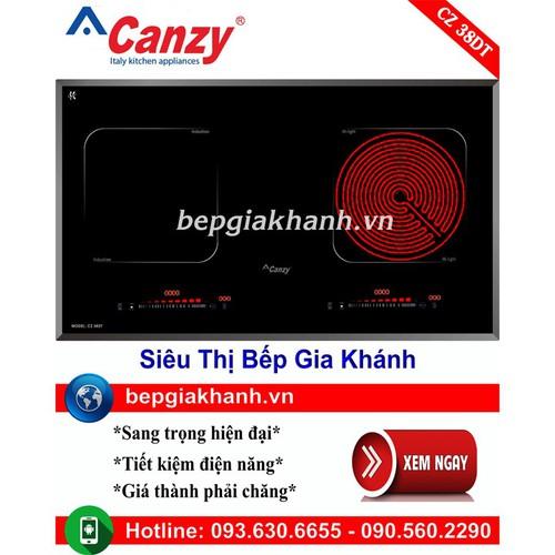 Bếp điện từ đôi Canzy CZ 38DT - 8971990 , 18607578 , 15_18607578 , 7950000 , Bep-dien-tu-doi-Canzy-CZ-38DT-15_18607578 , sendo.vn , Bếp điện từ đôi Canzy CZ 38DT