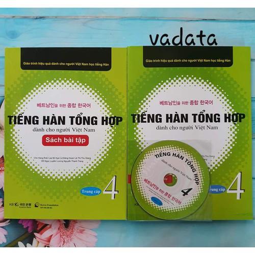 Sách - Trọn Bộ Giáo Trình Tiếng Hàn Tổng Hợp Dành Cho Người Việt Nam Trung Cấp Tập 4 kèm CD - 8973768 , 18610754 , 15_18610754 , 85000 , Sach-Tron-Bo-Giao-Trinh-Tieng-Han-Tong-Hop-Danh-Cho-Nguoi-Viet-Nam-Trung-Cap-Tap-4-kem-CD-15_18610754 , sendo.vn , Sách - Trọn Bộ Giáo Trình Tiếng Hàn Tổng Hợp Dành Cho Người Việt Nam Trung Cấp Tập 4 kèm CD