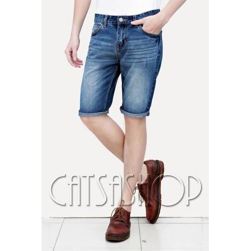 quần short jean nam loại 1
