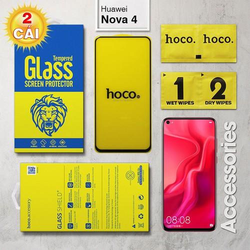 Combo 2 Miếng kính cường lực Huawei Nova 4 Full Hoco đen - 8984019 , 18627105 , 15_18627105 , 157000 , Combo-2-Mieng-kinh-cuong-luc-Huawei-Nova-4-Full-Hoco-den-15_18627105 , sendo.vn , Combo 2 Miếng kính cường lực Huawei Nova 4 Full Hoco đen