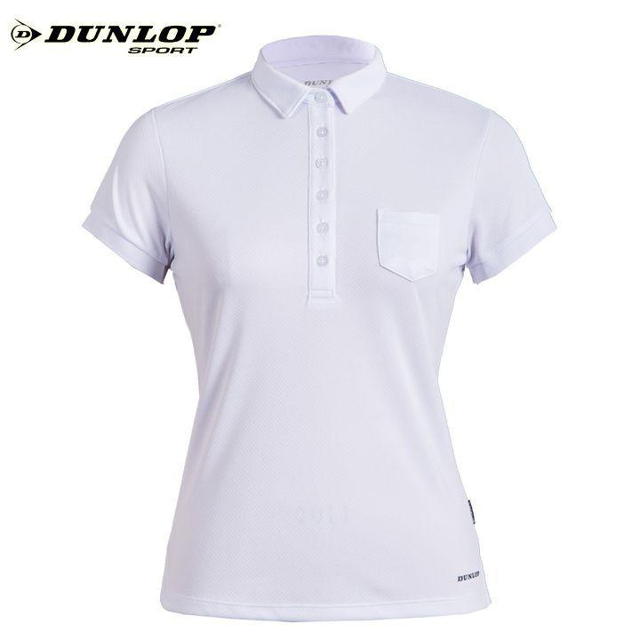 Mặt trước Áo Tennis Nữ Dunlop DATES8032