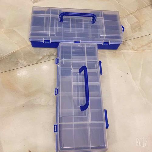 Hộp đựng đồ câu size lớn nhiều ngăn