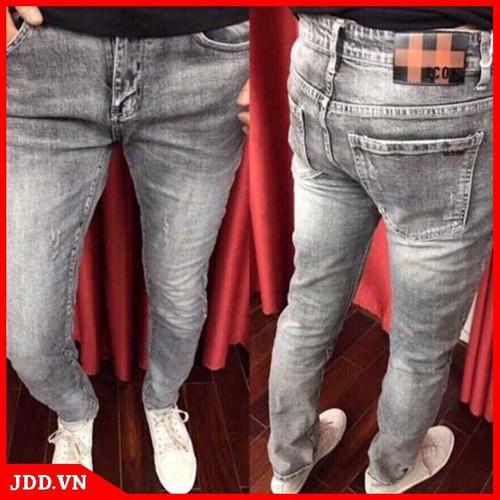 quần jean nam ống túm