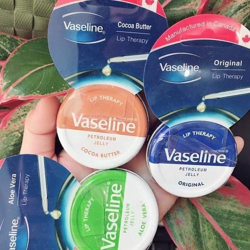 Son Vaseline dưỡng môi hộp thiếc Rosy Lips - 8989243 , 18635778 , 15_18635778 , 50000 , Son-Vaseline-duong-moi-hop-thiec-Rosy-Lips-15_18635778 , sendo.vn , Son Vaseline dưỡng môi hộp thiếc Rosy Lips