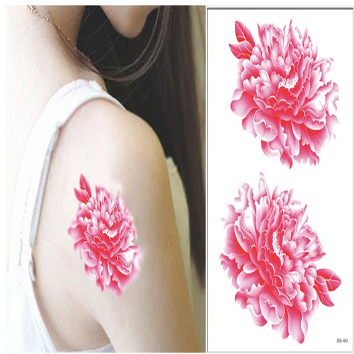 1 Combo 6 Tấm Hình xăm hoa mẫu đơn Miếng dán xăm Tattoo Hình xăm dán Sticker xăm - 8990580 , 18637727 , 15_18637727 , 89000 , 1-Combo-6-Tam-Hinh-xam-hoa-mau-don-Mieng-dan-xam-Tattoo-Hinh-xam-dan-Sticker-xam-15_18637727 , sendo.vn , 1 Combo 6 Tấm Hình xăm hoa mẫu đơn Miếng dán xăm Tattoo Hình xăm dán Sticker xăm