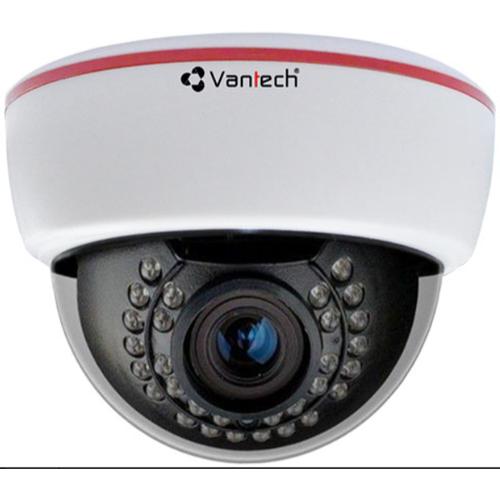 Camera IP Vantech VP-181A dome hồng ngoại HD 720P