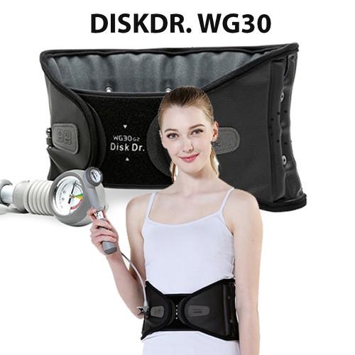 Đai lưng hỗ trợ điều trị DiskDr. WG30 size  93-105  kích thước vòng bụng