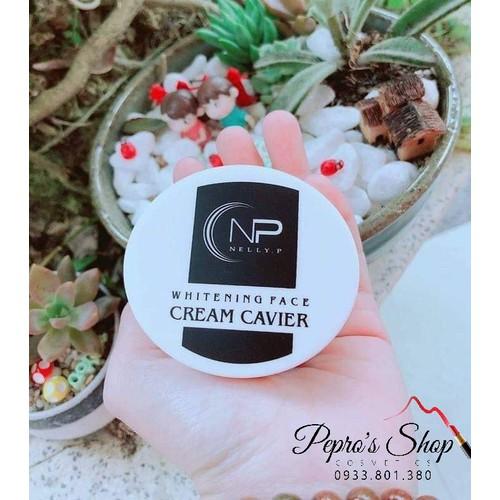 Kem làm trắng da mặt - White Face Cream Cavier