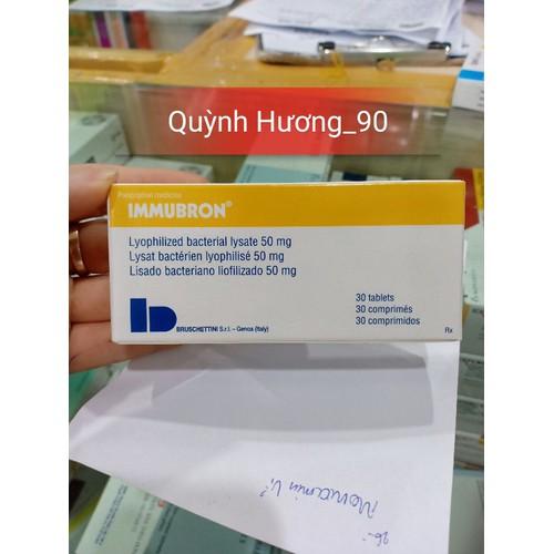 IMMUBRON - tăng cường miễn dịch cho người dễ bị bệnh đường hô hấp - 4804937 , 18621681 , 15_18621681 , 370000 , IMMUBRON-tang-cuong-mien-dich-cho-nguoi-de-bi-benh-duong-ho-hap-15_18621681 , sendo.vn , IMMUBRON - tăng cường miễn dịch cho người dễ bị bệnh đường hô hấp