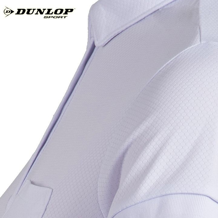 Áo Tennis Nữ Dunlop DATES8032 họa tiết tinh sảo