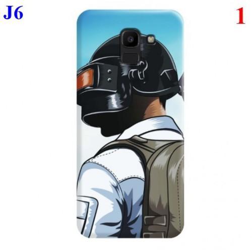 Ốp lưng Samsung J6 hình Game Sinh tồn PUBG