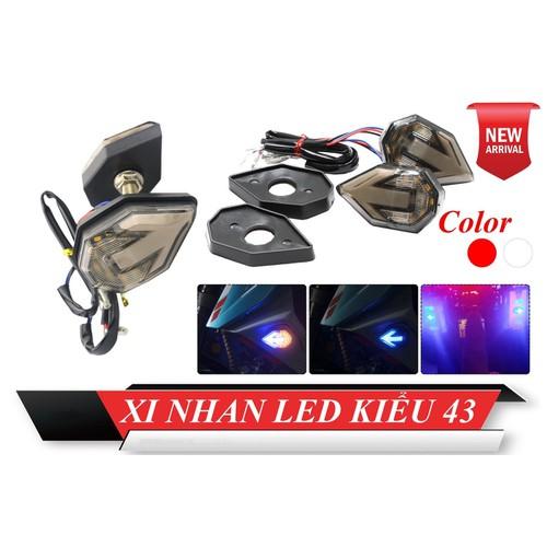 đèn xi nhan kiểu mủi tên - 8986828 , 18631664 , 15_18631664 , 119000 , den-xi-nhan-kieu-mui-ten-15_18631664 , sendo.vn , đèn xi nhan kiểu mủi tên