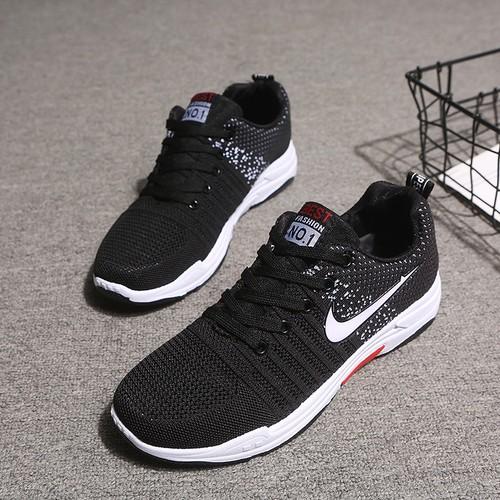 Giày sneaker vải nam - đi bộ, đi chơi, tập gym - G102