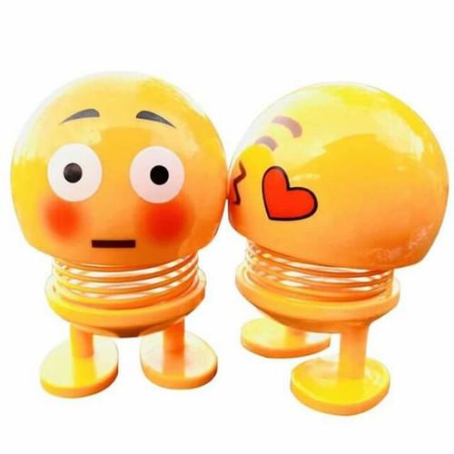 Emoji Lò Xo Ngộ Nghĩnh - Thú Nhún Đồ Chơi Tiêu Khiển - Trang Trí Xe Hơi, CHOTO CT 129 - 8991620 , 18639726 , 15_18639726 , 39000 , Emoji-Lo-Xo-Ngo-Nghinh-Thu-Nhun-Do-Choi-Tieu-Khien-Trang-Tri-Xe-Hoi-CHOTO-CT-129-15_18639726 , sendo.vn , Emoji Lò Xo Ngộ Nghĩnh - Thú Nhún Đồ Chơi Tiêu Khiển - Trang Trí Xe Hơi, CHOTO CT 129