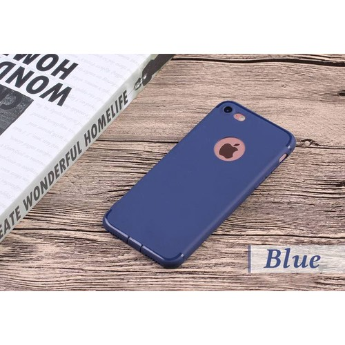 Ốp Lưng Silicon Dẻo Đơn Giản Tinh Tế Cho Iphone 6,6s,6plus,6s plus,7,7 plus