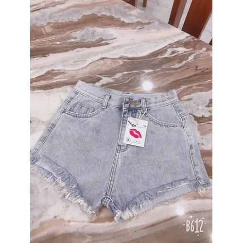 Quần short jean nữ màu xám năng động - 8987811 , 18632996 , 15_18632996 , 95000 , Quan-short-jean-nu-mau-xam-nang-dong-15_18632996 , sendo.vn , Quần short jean nữ màu xám năng động