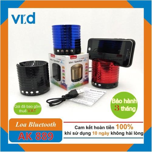 Loa Bluetooth Mini AK-889 có giá đỡ điện thoại - Sản phẩm bảo hành chính hãng 3 tháng - 4997658 , 18631209 , 15_18631209 , 135000 , Loa-Bluetooth-Mini-AK-889-co-gia-do-dien-thoai-San-pham-bao-hanh-chinh-hang-3-thang-15_18631209 , sendo.vn , Loa Bluetooth Mini AK-889 có giá đỡ điện thoại - Sản phẩm bảo hành chính hãng 3 tháng