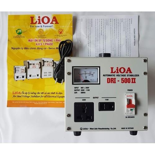 ỔN ÁP LIOA 0,5KVA DRI-500 90V-250V|LIOA NHẬT LINH 0,5KW - DRI-500 - 4806243 , 18624082 , 15_18624082 , 1280000 , ON-AP-LIOA-05KVA-DRI-500-90V-250VLIOA-NHAT-LINH-05KW-DRI-500-15_18624082 , sendo.vn , ỔN ÁP LIOA 0,5KVA DRI-500 90V-250V|LIOA NHẬT LINH 0,5KW - DRI-500