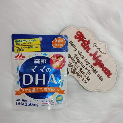 DHA Morinaga cho bà bầu gói 90 viên - 8989404 , 18635958 , 15_18635958 , 255000 , DHA-Morinaga-cho-ba-bau-goi-90-vien-15_18635958 , sendo.vn , DHA Morinaga cho bà bầu gói 90 viên