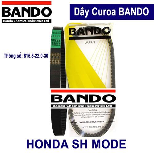 Dây curoa HONDA SH MODE - BANDO THÁI LAN