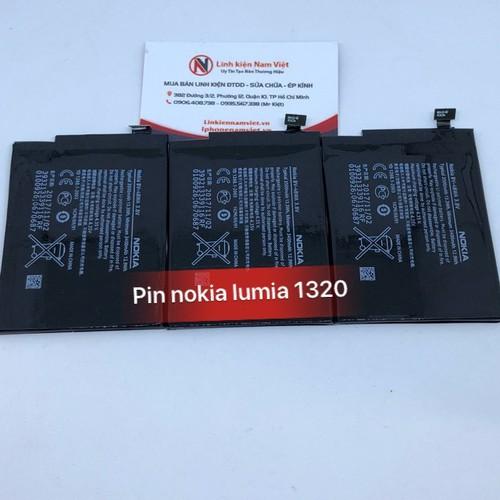 PIN ĐIỆN THOẠI NOKIA LUMIA 1320 - BV-4BWA - ZIN - BẢO HÀNH 6 THÁNG - 7642520 , 18626478 , 15_18626478 , 160000 , PIN-DIEN-THOAI-NOKIA-LUMIA-1320-BV-4BWA-ZIN-BAO-HANH-6-THANG-15_18626478 , sendo.vn , PIN ĐIỆN THOẠI NOKIA LUMIA 1320 - BV-4BWA - ZIN - BẢO HÀNH 6 THÁNG