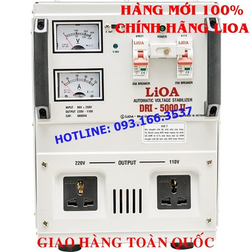 ỔN ÁP LIOA 5KVA DRI-5000 90V-250V|LIOA NHẬT LINH 5KW - DRI-5000 - 4997102 , 18625263 , 15_18625263 , 3990000 , ON-AP-LIOA-5KVA-DRI-5000-90V-250VLIOA-NHAT-LINH-5KW-DRI-5000-15_18625263 , sendo.vn , ỔN ÁP LIOA 5KVA DRI-5000 90V-250V|LIOA NHẬT LINH 5KW - DRI-5000