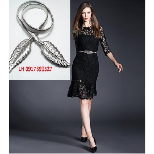 Thắt lưng nữ dây nịt nữ mang đầm váy thời trang Hàn Quốc L12TL1904