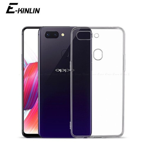 ỐP LƯNG DẺO SILICON TRONG SUỐT OPPO A5S