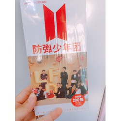 Postcard, BTS